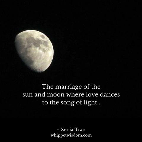 Moon Haiku for Zero Creativity