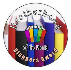 Brotherhood of the World Bloggers Award Logo