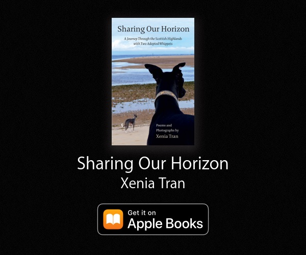 banner for Sharing Our Horizon by Xenia Tran on Apple Books
