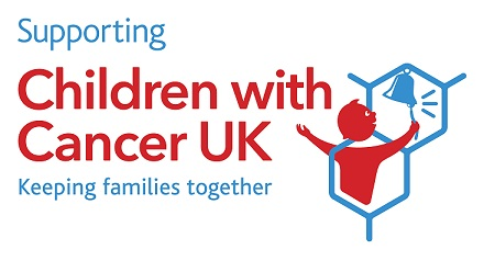 Children with Cancer UK Supporter's Logo