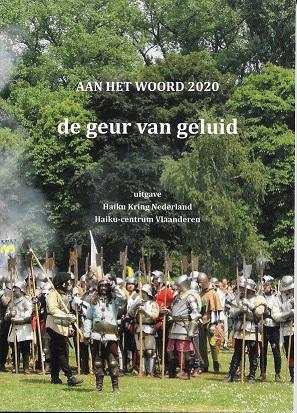 Front cover of Aan Het Woord 2020 de geur van geluid