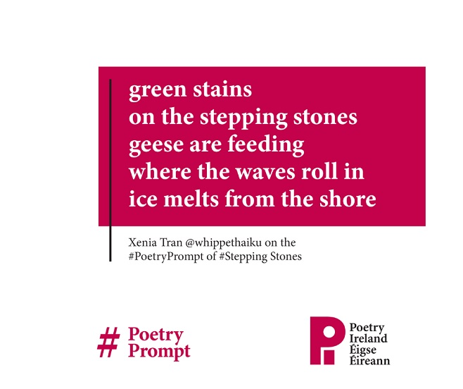 tanka poem by Xenia Tran featured by Poetry Ireland
